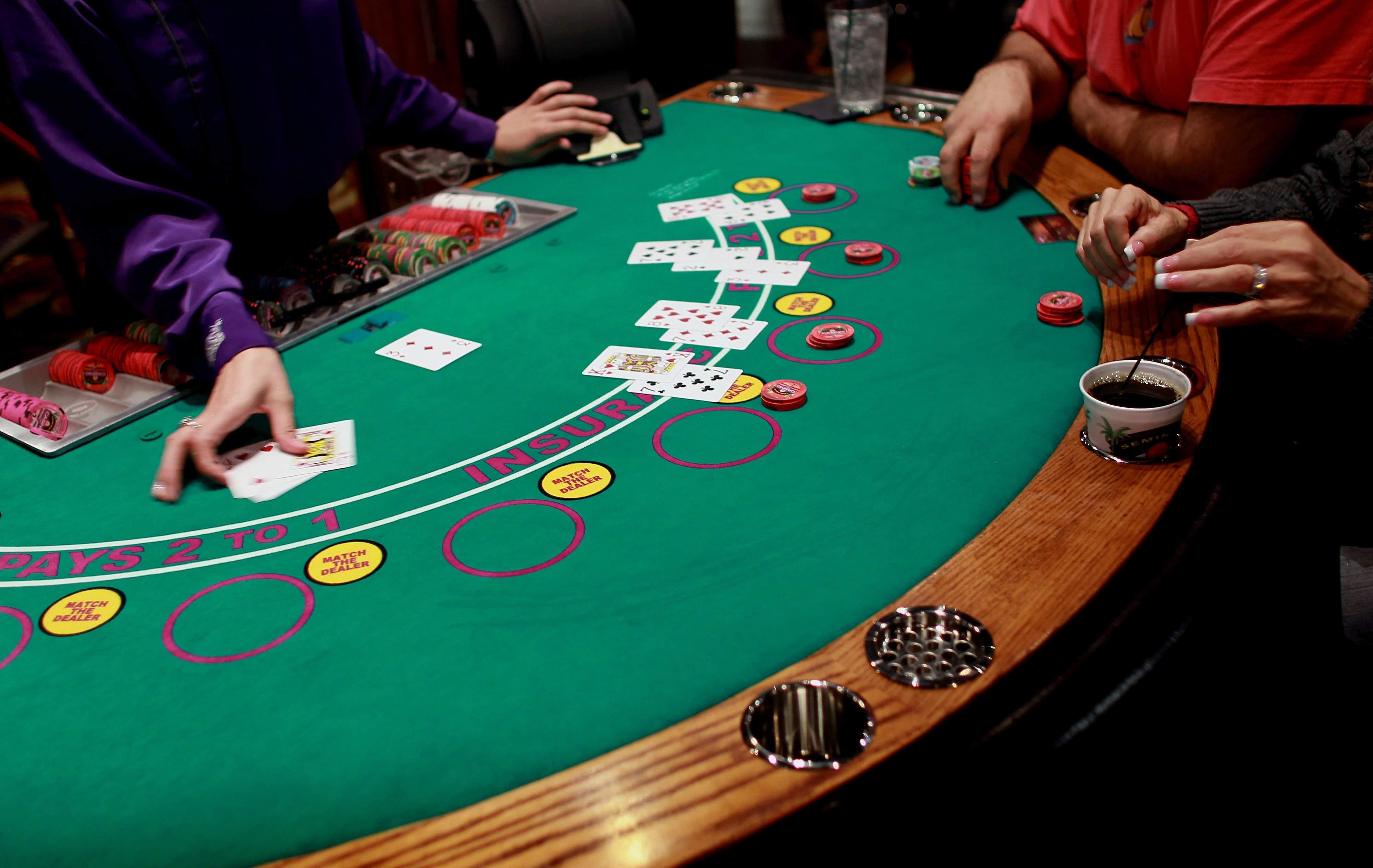 se gana en el casino
